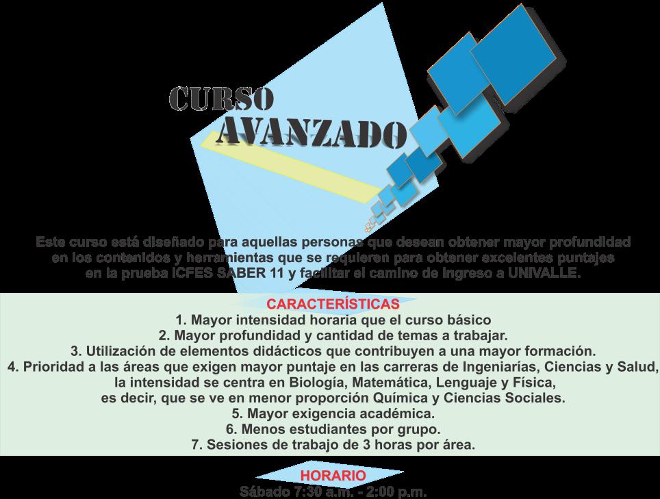 CURSO AVANZADO